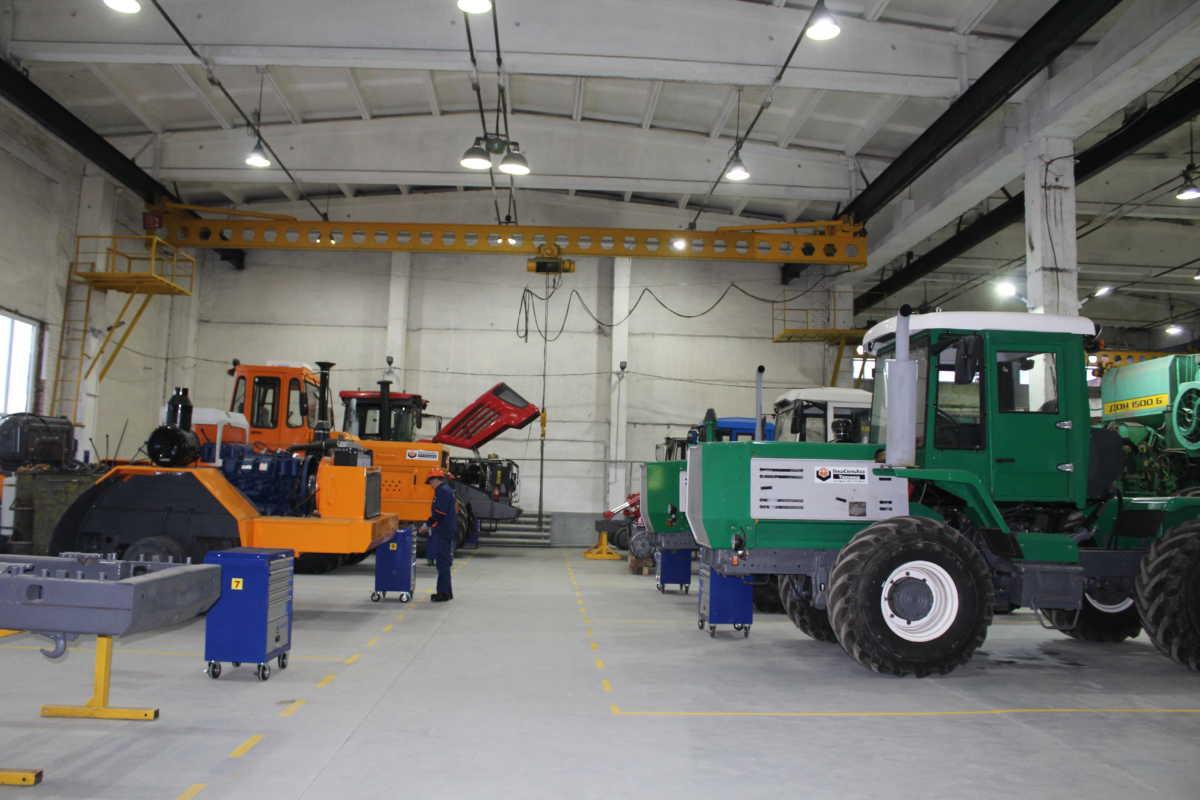 Оказываем услуги по капитально-восстановительному ремонту и модернизации сельскохозяйственной техники. Качество выполненных работ подтверждено сертификатами соответствия