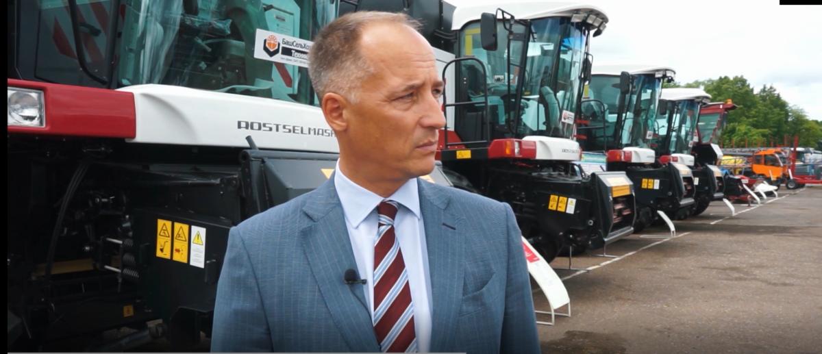 «ГУСП «Башсельхозтехника» РБ - необходимое звено, надежный партнер»