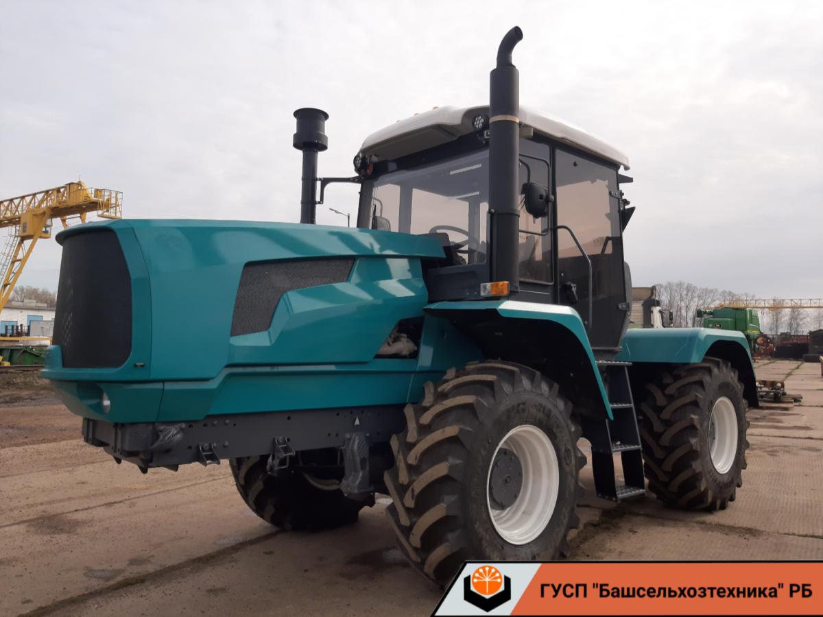 Сегодня в ГУСП «Башсельхозтехника» РБ поступила партия тракторов ХТЗ-150К.