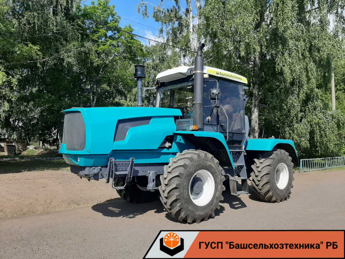 ГУСП «Башсельхозтехника» РБ реализовало очередной трактор ХТЗ-150К.
