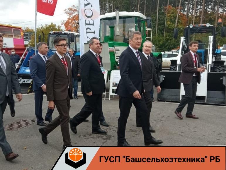 Сегодня состоялось открытие 5-го международного форума и выставки «Транспорт Урала 2020»
