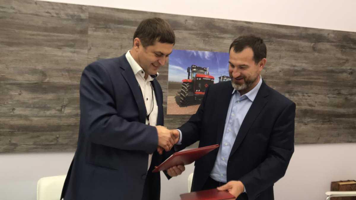 Республика Башкортостан и Петербургский тракторный завод договорились о сотрудничестве.