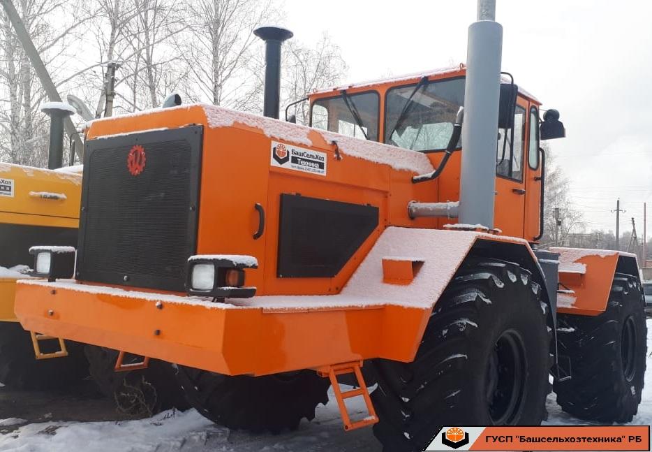 В Чишминском филиале ГУСП «Башсельхозтехника» РБ завершился ремонт двух тракторов