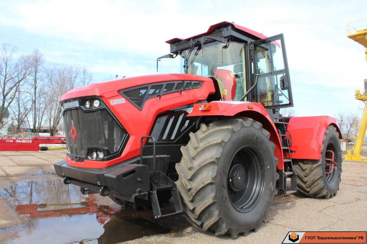 Сегодня ГУСП «Башсельхозтехника» РБ реализовало трактор Кировец К-742МСт1.Благодарим,что остановили выбор на нашей компании. Надеемся на дальнейшее сотрудничество.