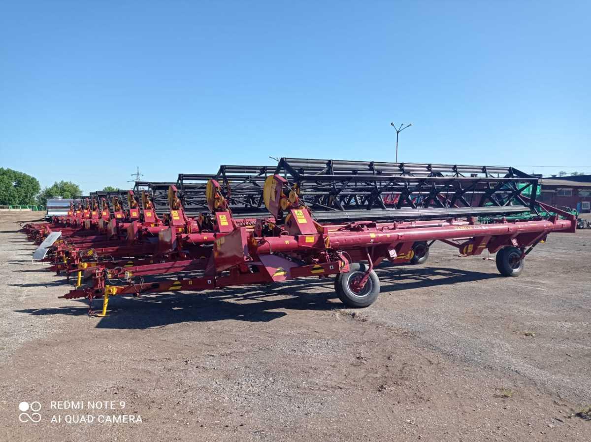 В ГУСП «Башсельхозтехника» РБ вы можете приобрести жатку валковую зерновую ЖВЗ-7 ПАЛЕССЕ.