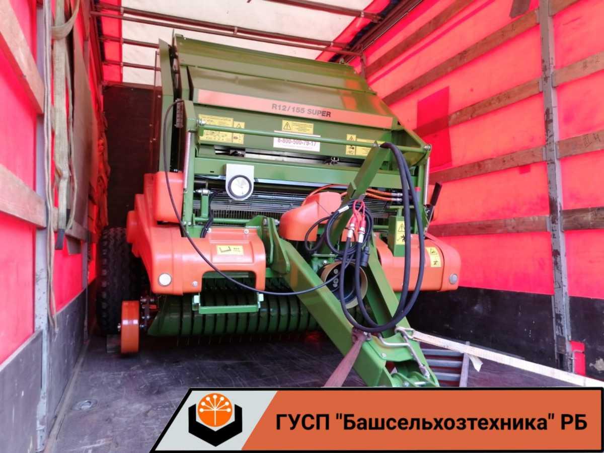Сегодня ГУСП «Башсельхозтехника» РБ реализовало партию сельскохозяйственной техники