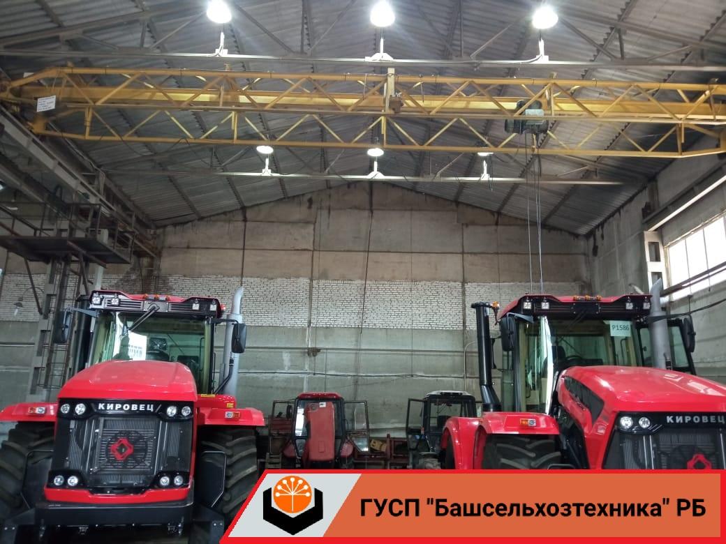 Выбирая трактора семейства «Кировец» создаем будущее